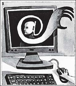 El Cyberstalker Personajes Obsesivos en la Red