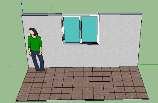 Te enseño a pegar Cerámicas en la pared (Construcción)