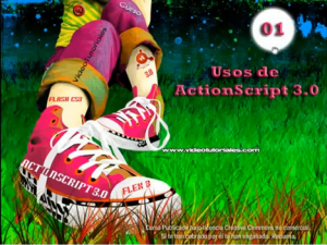 25.- Curso de ActionScript 3.0 con Flash CS3 y Flex 3: Mostrar noticias y hacer login