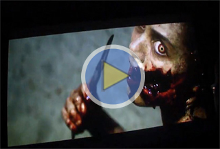 Evil Dead: Teaser del Trailer Official HD