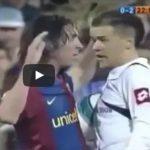 La otra cara de Lionel Messi…