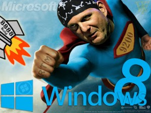 Windows 8 saldrá al mercado con fallos porque sera lanzado antes de que esté totalmente acabado