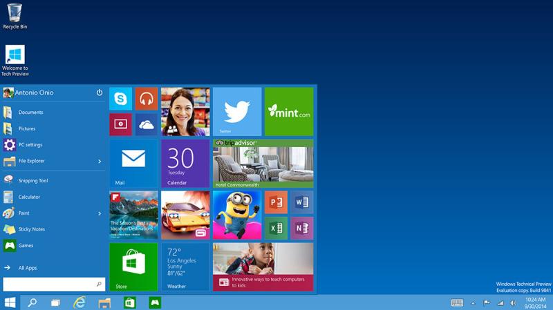 Windows 10, todo lo que necesitas saber [Estará disponible el 29 de julio de 2015]