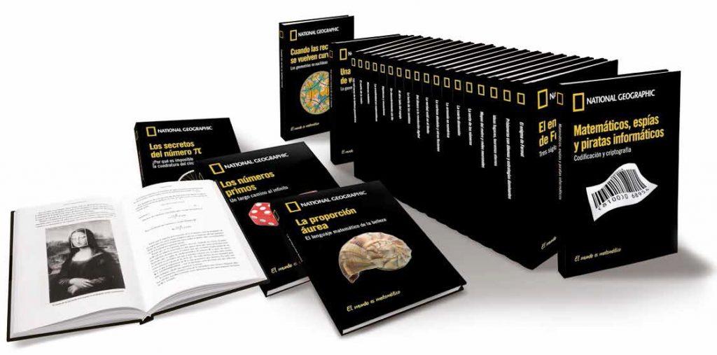 Colección El Mundo es Matemático