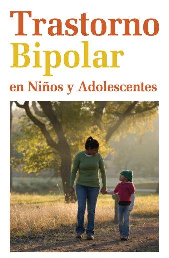 Trastorno bipolar en niños y adolescentes [PDF y EPUB]
