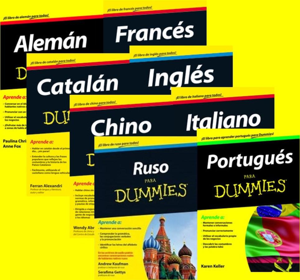 Audios de Idiomas Para Dummies