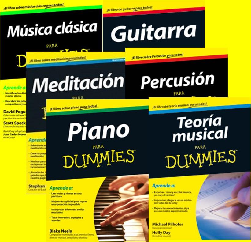 Audios de Músicas Para Dummies