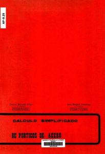 Cálculo simplificado de pórticos de acero