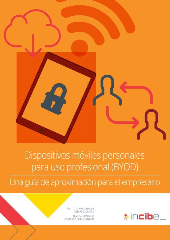 Guía de dispositivos móviles personales para uso profesional (BYOD)