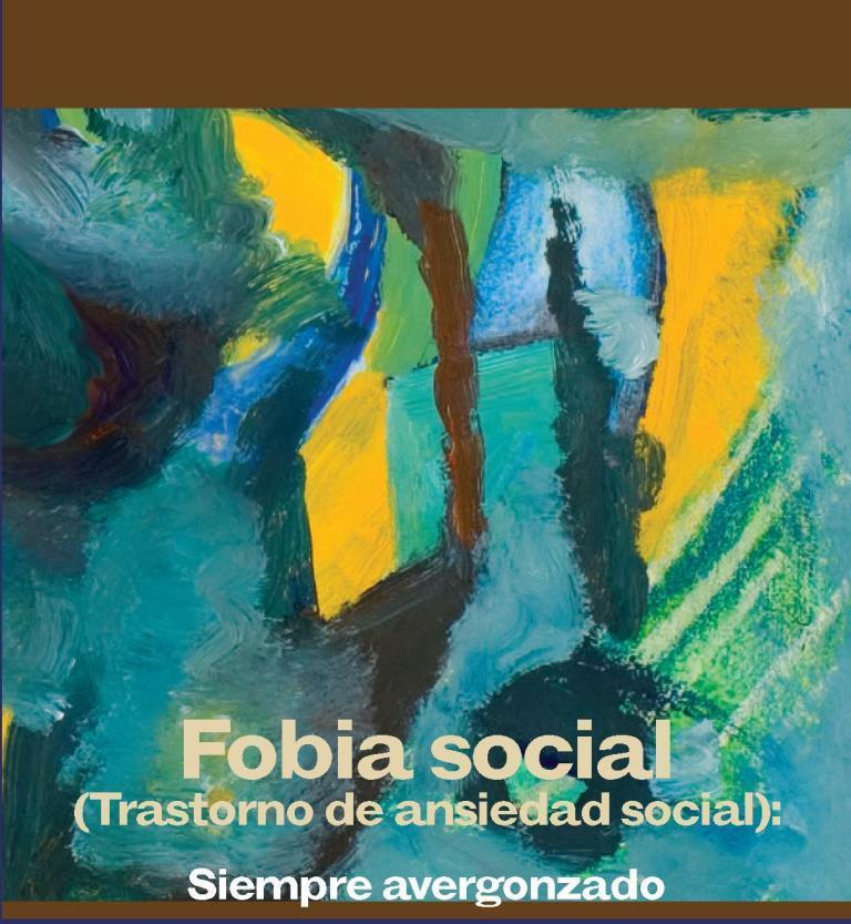 Fobia Social: Siempre avergonzado [Folleto]