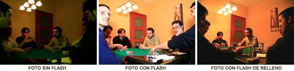 Taller de Fotografía Digital: El flash