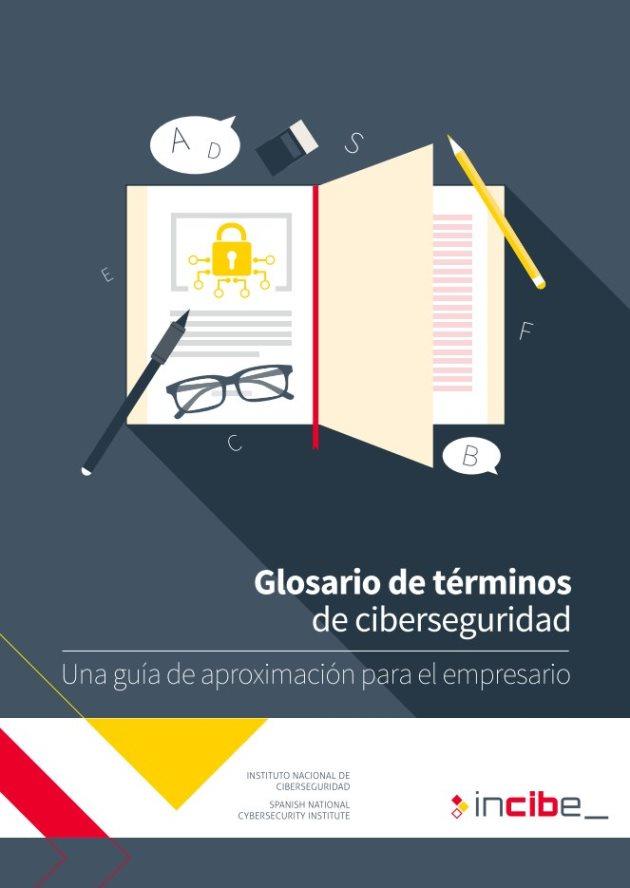 Guía de Glosario de términos de ciberseguridad