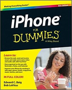 iPhone para Dummies, 8va. Edición