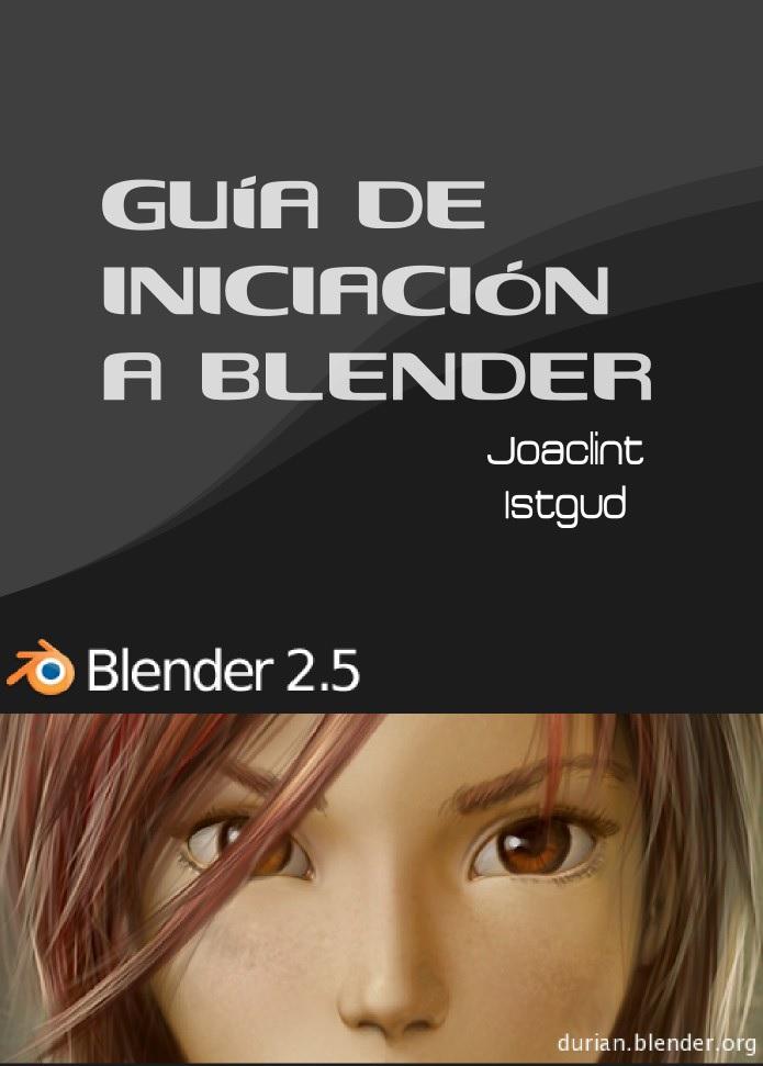 Guía de iniciación a Blender 2.5