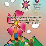 Manual para el apoyo y seguimiento del desarrollo psicosocial de los niños y niñas de 0 a 6 años