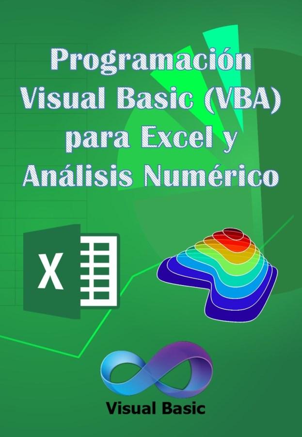 Programación Visual Basic para Excel y Análisis Numérico