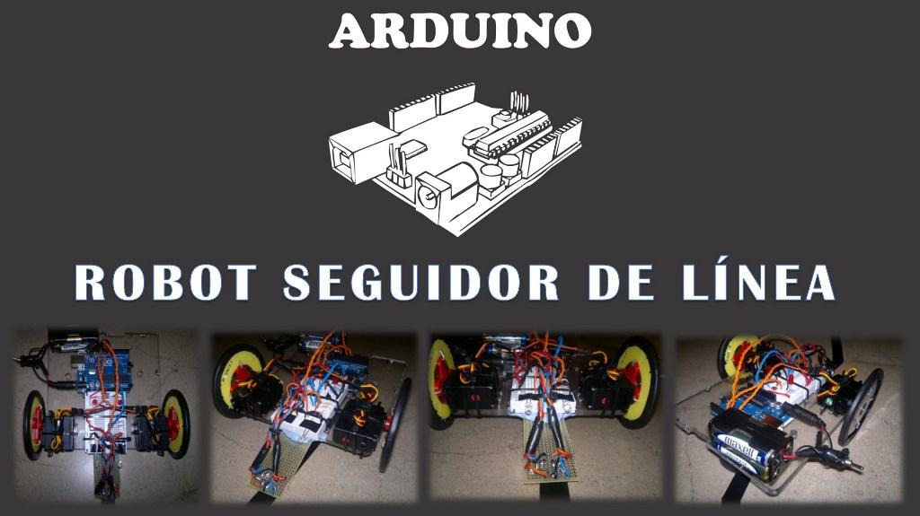 Robot Seguidor de Línea – Arduino