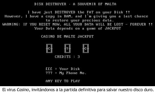 El primer virus informático – Creeper