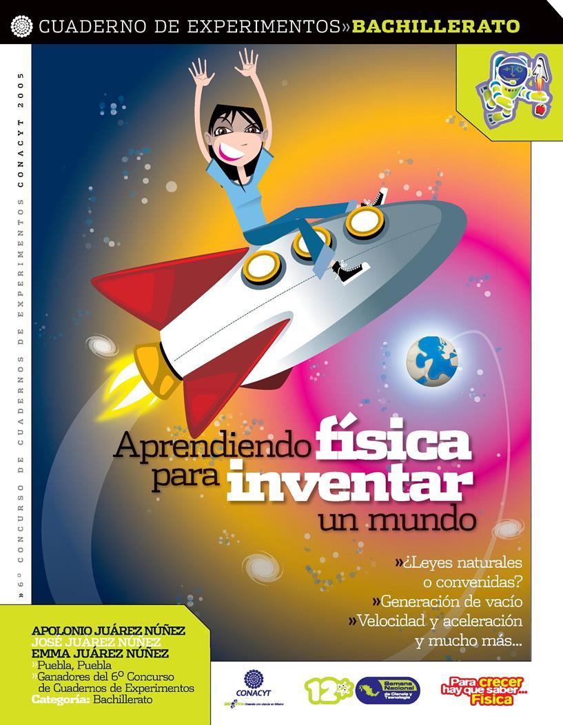 Aprendiendo física para inventar un mundo