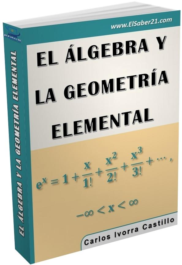 El álgebra y la geometría elemental