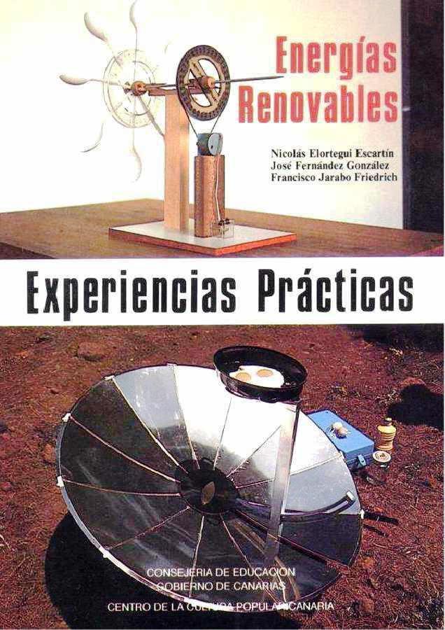 Energías Renovables: Experiencias Practicas