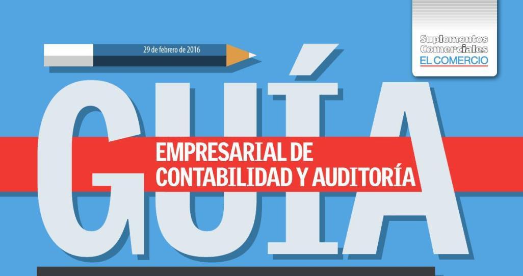 Guía empresarial de contabilidad y auditoría