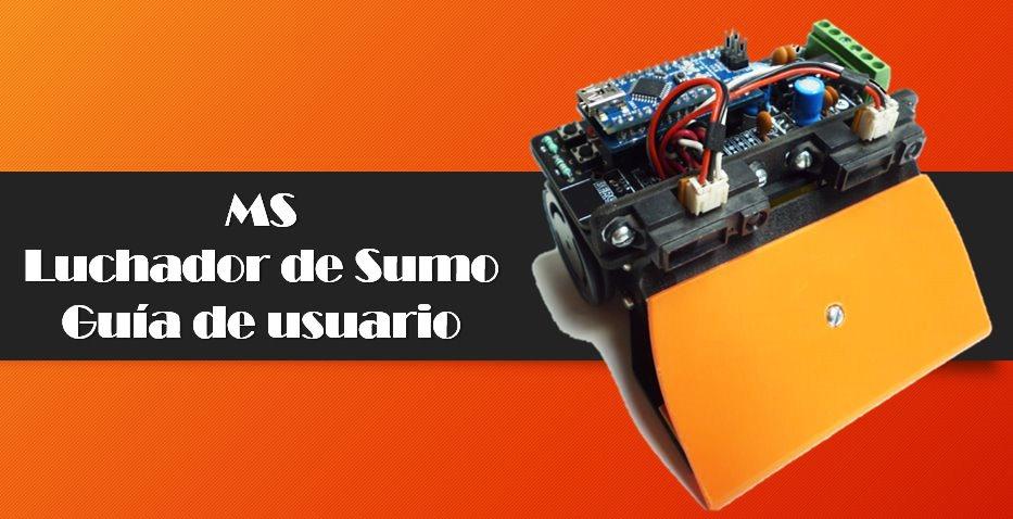Robot MS: Luchador de Sumo – Guía de usuario