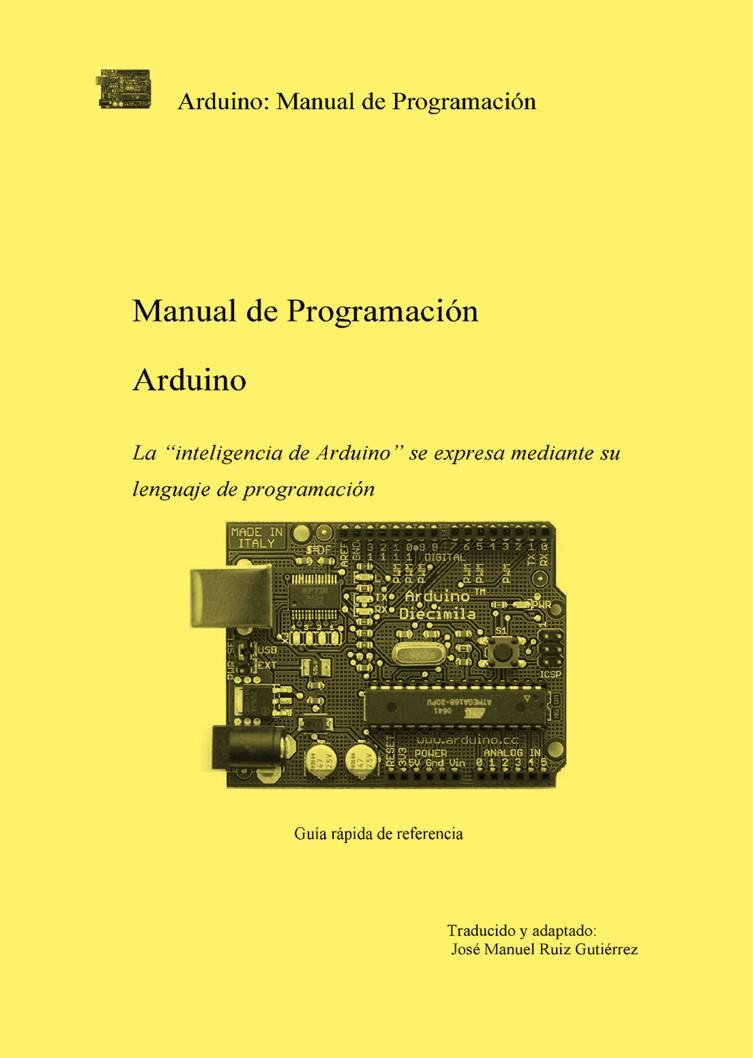 Manual de Programación Arduino