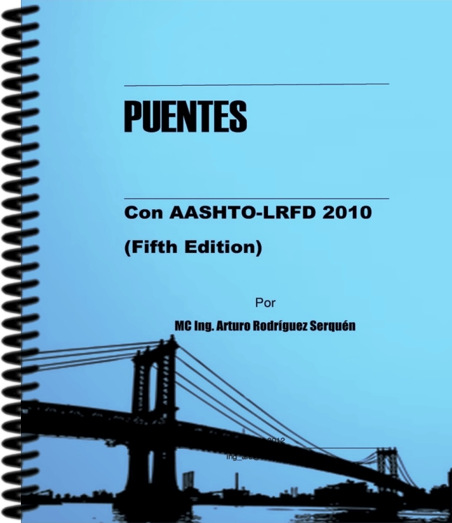 Puentes con AASHTO-LRFD 2010