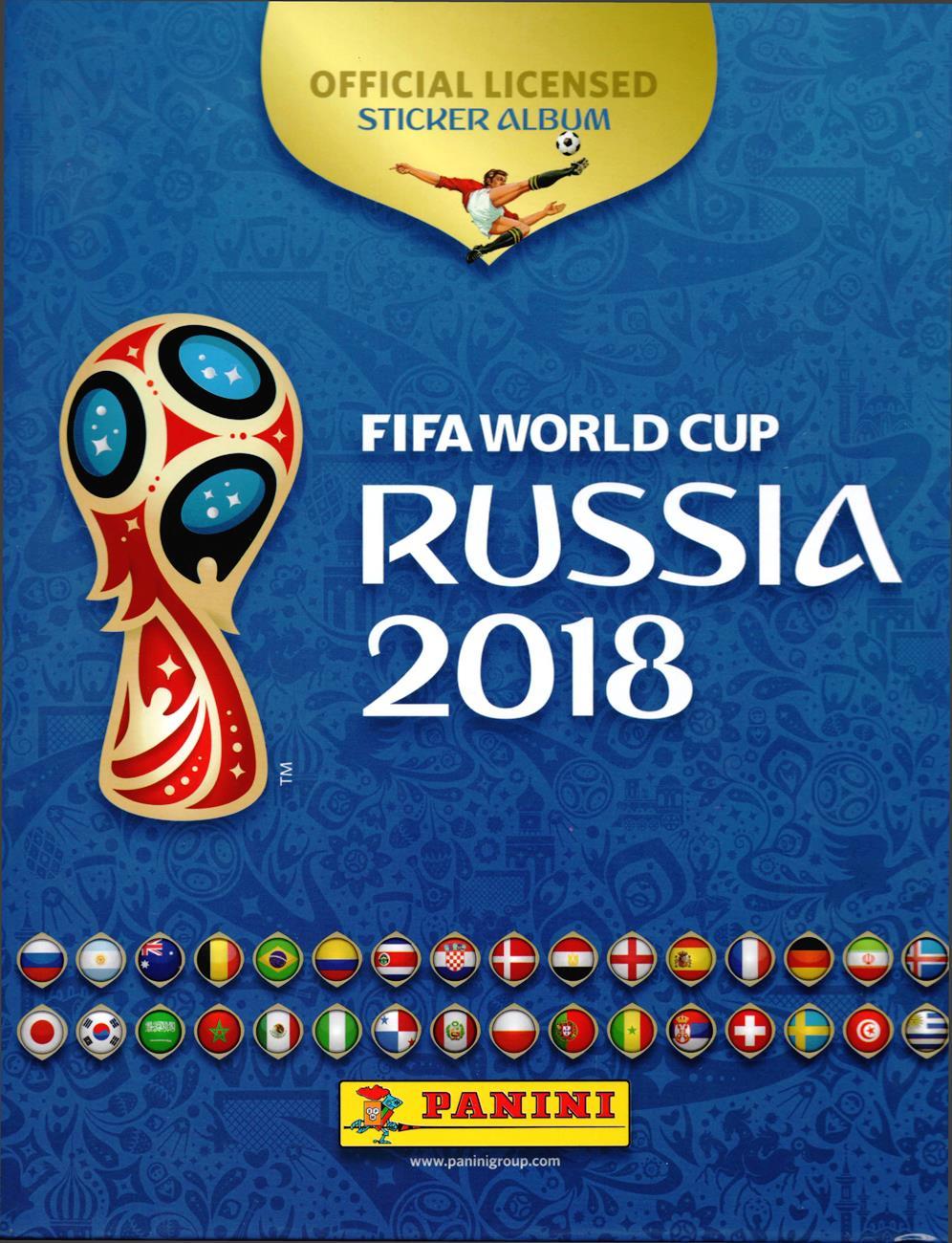 Esta edición del evento se realizará en Rusia entre el 14 de junio y el 15  de julio de 2018 75cedf2e21278