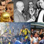 21 Copas del Mundo de Fútbol: Desde Uruguay en 1930 hasta Francia en 2018