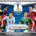 Panini Prizm Copa mundial de fútbol Rusia 2018