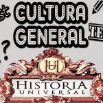 20 Preguntas de Historia Universal – Cultura General