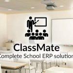 ClassMate – Solución Completa ERP Escolar [Código Fuente]
