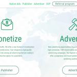 Nueva forma rentable de monetización del sitio web: Anuncios de notificaciones Push