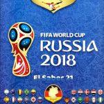 Álbum Copa Mundial de Fútbol de 2018 – Panini [Edición Alemana]