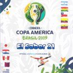 Álbum Copa América Brasil 2019 – Panini