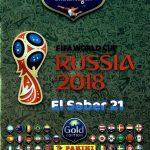 Álbum Copa Mundial de Fútbol de 2018 – Panini [Suiza – Gold Edition]