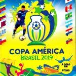 Álbum Copa América Brasil 2019 – 3Reyes