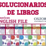 Solucionarios de libros de inglés gratis: American English File, New English File, English for Life y otros