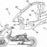 BMW: ¿Pronto un scooter eléctrico con techo extraíble?