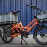 Nueva bicicleta de carga eléctrica Tern GSD: aún compacta pero aún más práctica