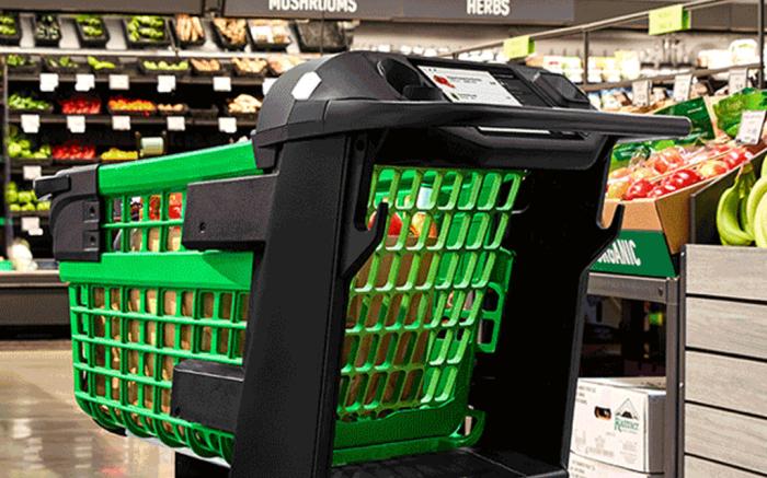 Amazon lanza un carrito inteligente que escanea tus compras