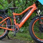 Bicicletas de montaña eléctricas con tracción en dos ruedas con una increíble tracción total