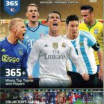 Adrenalyn XL FIFA 365 2016 – Panini [Trading Cards]