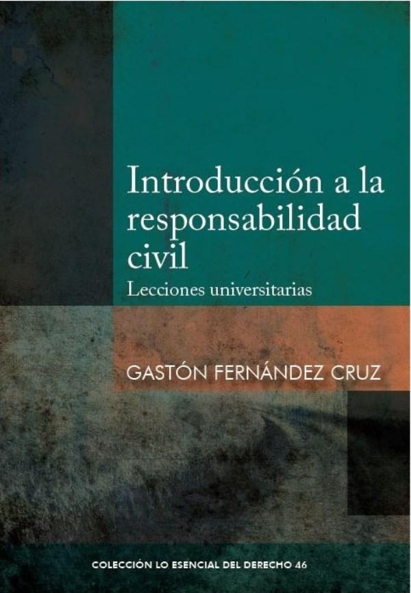 Introducción a la responsabilidad civil – Gastón Fernández Cruz [PUCP]