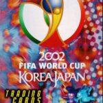 Trading Cards Copa Mundial Corea Japón 2002 – Panini [Adrenalyn XL]