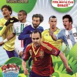 Adrenalyn XL Road to FIFA World Cup Brasil 2014 – Panini