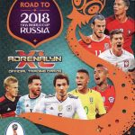 Adrenalyn XL Road to FIFA World Cup Russia 2018 – Panini