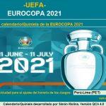 Fixture UEFA EUROCOPA 2021 [Excel]